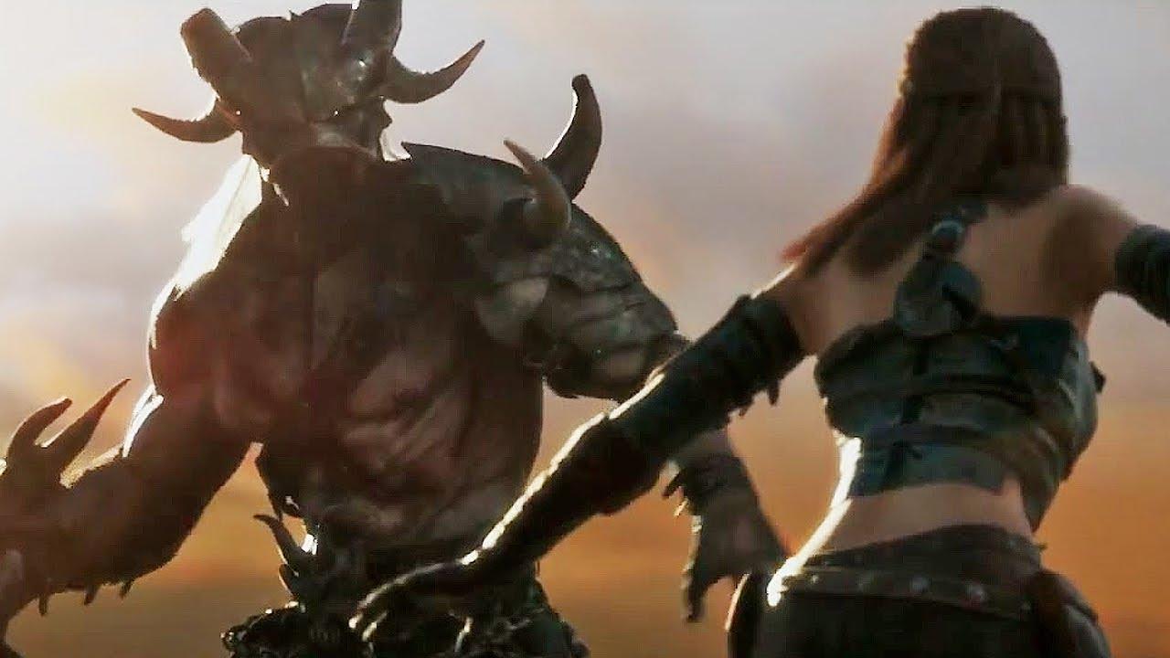 Neverwinter - Render-Trailer »Die Belagerung von Neverwinter« zum Free2Play-Rollenspiel