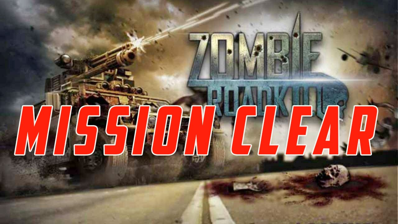How To Play Zombie Road Kill Mission Clear  Level 7  Online  Game Of  Death