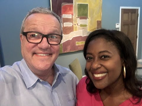"Mark Lowry on ""Sharing the Sugar with Sharron"""