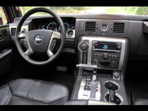 2013 Hummer H3 Interior Youtube