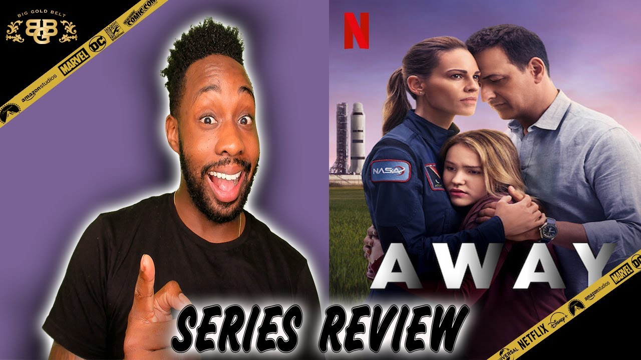'Away' review: Hilary Swank stars in a Netflix mission-to-Mars drama ...