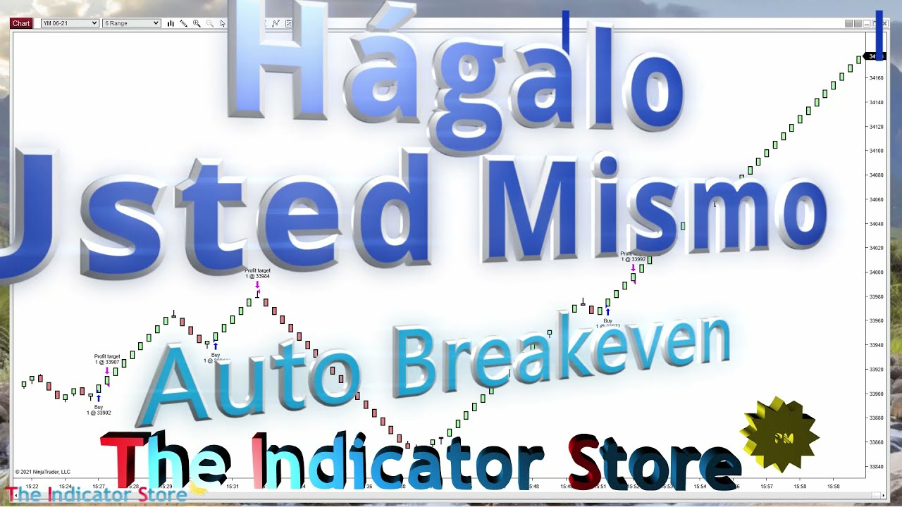 Hágalo Usted Mismo - Auto Break Even