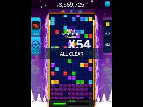 Tetris Blitz Endurance