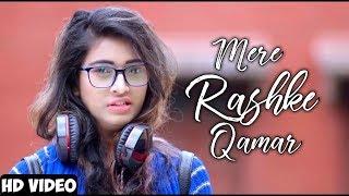 Mere Rashke Qamar     Talking Tom Cover    Crazy Songs Lover   