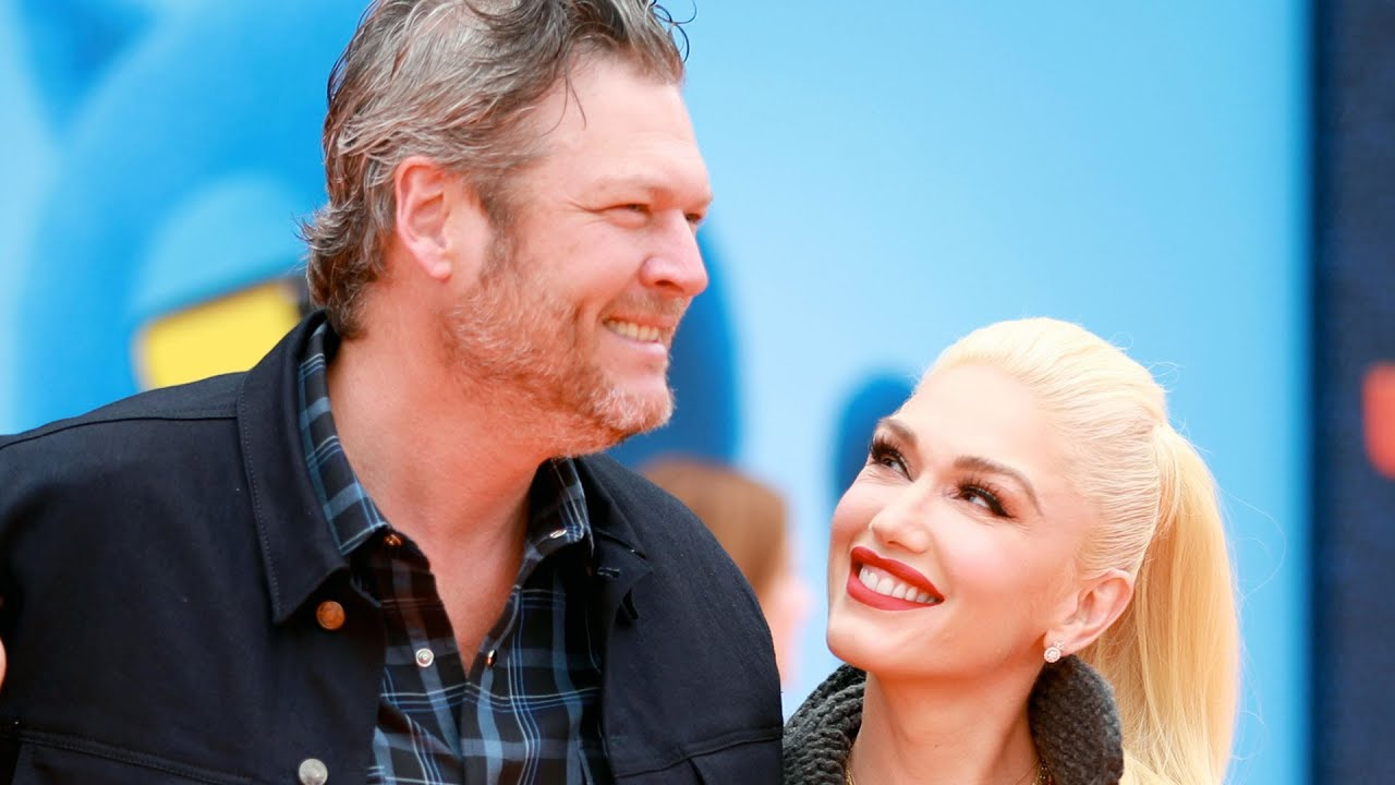 Gwen Stefani Says Blake Shelton Is Already a Good Dad