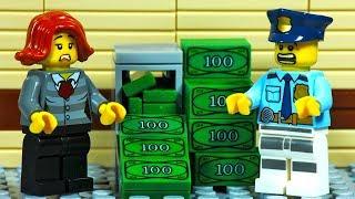 Lego City Police Station Prison Break