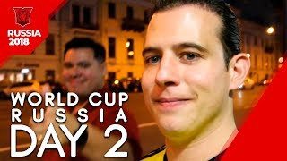 World Cup Russia Day 2
