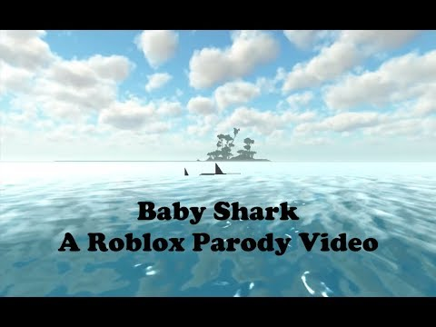 roblox song id baby shark remix