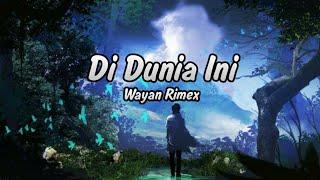 DJ DI DUNIA INI TENANG AJA TIKTOK VIRAL
