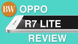 Oppo R7 Lite Review and Camera Demo