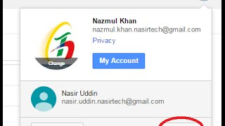Part04: Gmail: How to sign in, switch between accounts and sign out to multiple Gmail accounts?