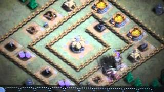 Clash of Clans - 22 Giants level 2 upgrades attack