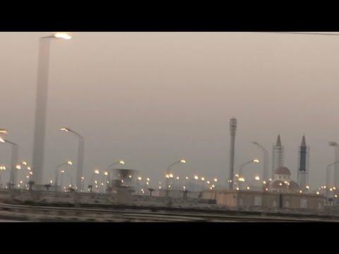Early morning in Kuwait