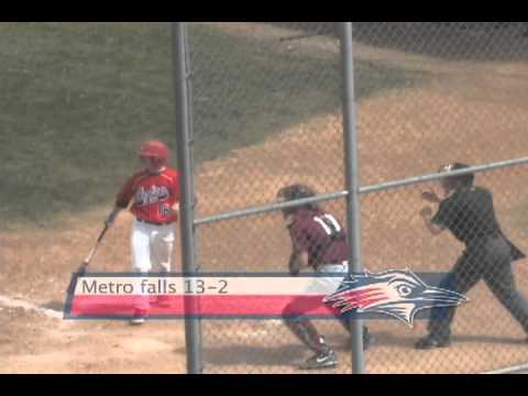 2013 Baseball vs #7 Colorado Mesa - Metro State
