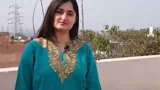 Jammu girl finds Kashmir peaceful, Kashmiris helpful