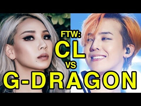 For The Win: CL vs G-Dragon