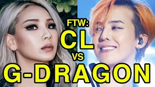 For The Win: CL vs G-Dragon MP3