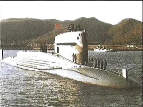 Nuclear Submarines (The History)