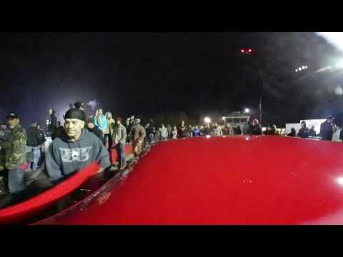 Street Outlaws Swampthing vs The 55 Dirty South No Prep Finals. Fri, Dec 1st (360 video)