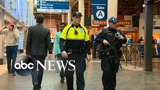 Heightened Security as Millions Are on the Move For Thanksgiving