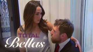 Brie Bella & Daniel Bryan Unhappy With Cena's House Rules | Total Bellas | E!