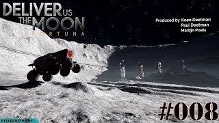 Kritische Energieversorgung ★ #008 ★ We Play Deliver us the Moon: Fortuna [HD|60FPS]