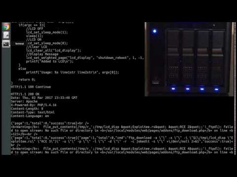 Western Digital MyCloud Multiple Remote Root Exploits