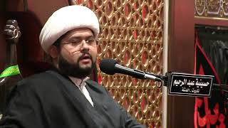 الشيخ علي البيابي - تهاون البعض في إرتكاب المعاصي