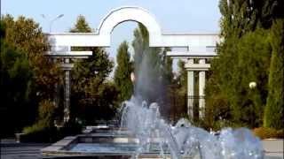 Moй Ташкент - Очень красивый клип о Ташкенте (поёт Janna Kim)
