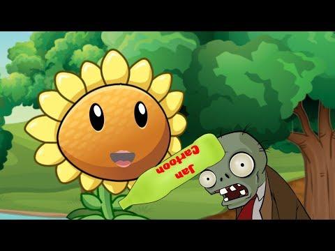 Plants Vs Zombies Adventures: Funny journey #1 | Jan Cartoon