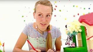 Куколки Monster High Монстр Хай! Маша и Лагуна сочиняют стихи. Видео для девочек(Сегодня куколка Лагуна из Монстр Хай Monster High научит Машу мастерству написания стихов. Оказывается, здесь..., 2016-07-25T13:59:27.000Z)
