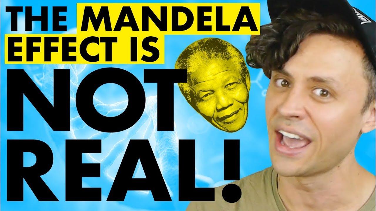 The Mandela Effect Is Dumb Youtube