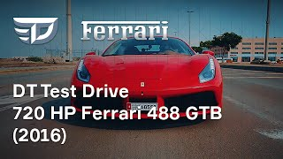 Trailer — DT Test Drive — Ferrari 488 GTB