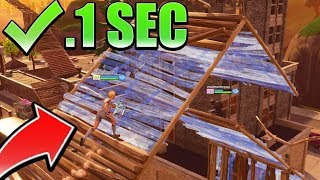 How to BUILD FAST on Console! How to Build Faster in Fortnite! (Ps4/Xbox Building Tips and Tricks)