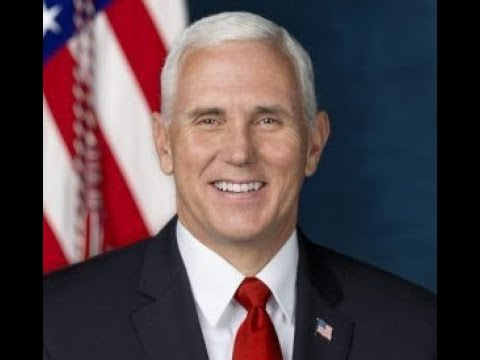 Pence receives warm welcome in return to Columbus