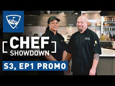Chef Showdown | Season 3, Episode 1 Promo | Topgolf