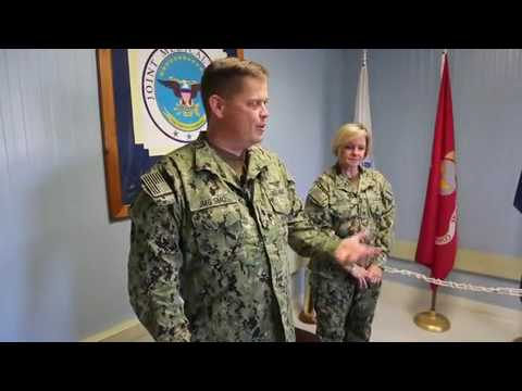 Touring inside Guantanamo Bay prison