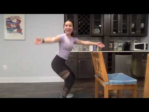 Barre with Grace - 45 Minutes