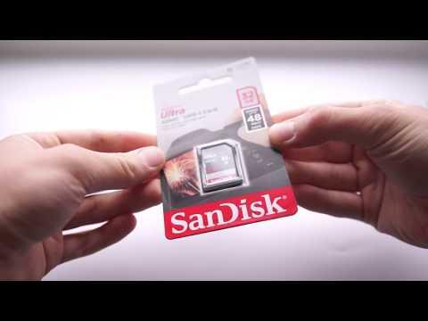 ОНЛАЙН ТРЕЙД.РУ — Карта памяти SanDisk Ultra SDHC 32Gb Class 10 UHS-I (48/10 MB/s)