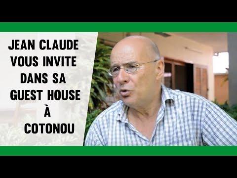 Expatriés au Bénin: Jean Claude vous invite dans sa Guest House à Cotonou