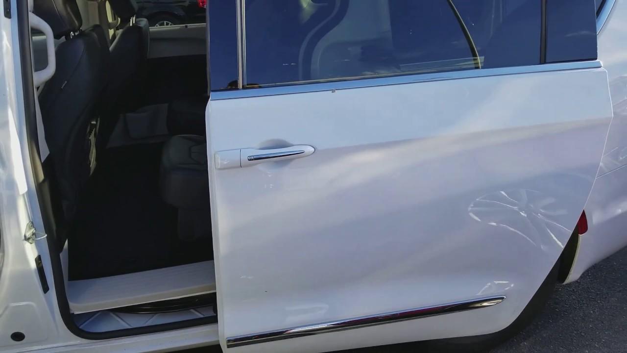 Chrysler Pacifica Power Sliding Door Malfunction