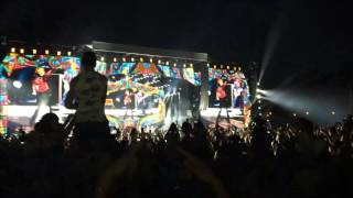 Rolling Stones in Cuba 3/25/2016, song excepts + before and after t...