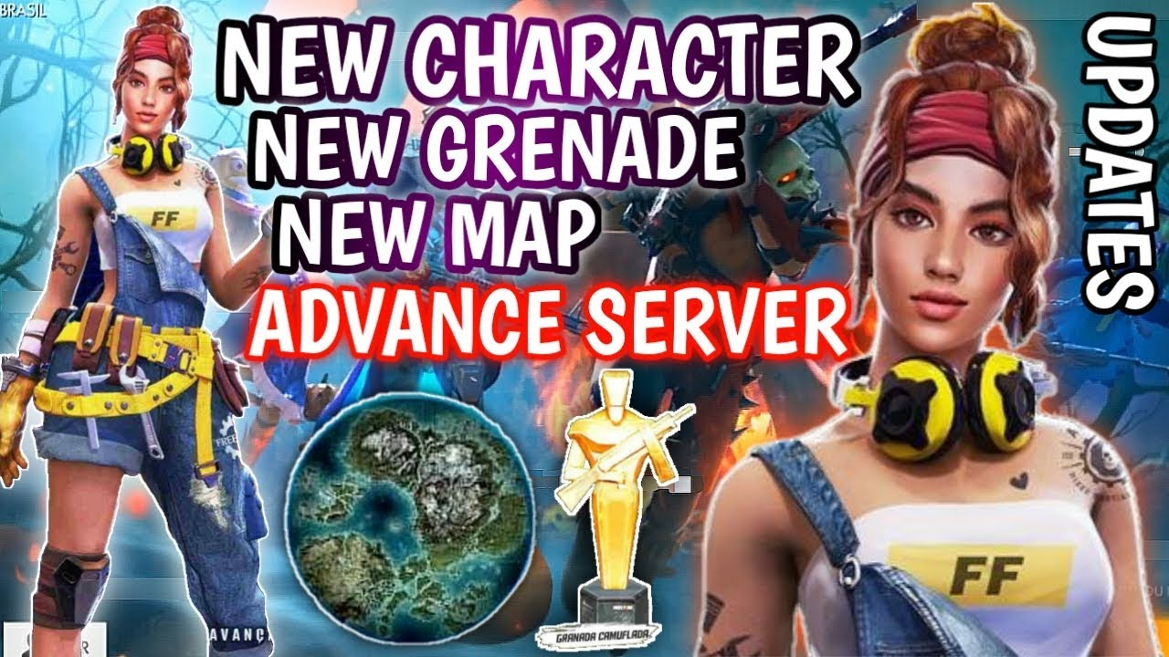 Ff advance server apk