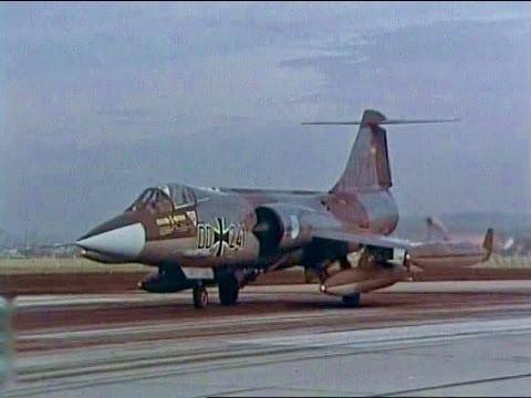 Wartung F-104G Starfighter Luftwaffe