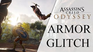 Assassin's Creed Odyssey - Insane Armour Glitch LIVE ON TWITCH