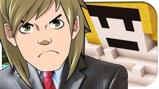 Was sind hier wieder für Menschen unterwegs? ☆ Minecraft: Master Builders