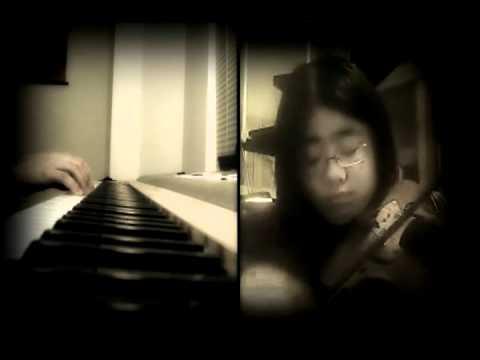 Ash-Gray Wednesday (Mawaru Penguindrum ED03): Piano & Violin Cover ft. lpnotes | 「灰色の水曜日」