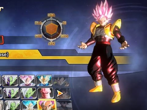 Character Selection Screen Background Xenoverse Mods - Imagez co