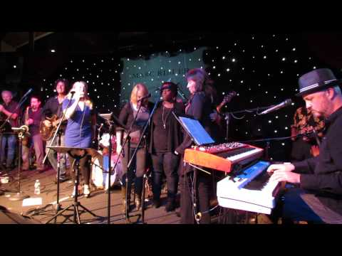 """""""Natural Woman"""" By Eryn Shewell with Marc Ribler and Friends"""