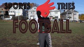 Sports Tries Football